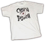 Cinema Insomnia t-shirt